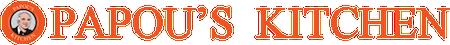 Papous Kitchen – Falafel Logo