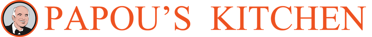 Papous Kitchen – Falafel Retina Logo